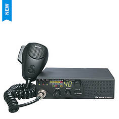 Cobra 40-Channel CB Radio w/10 NOAA