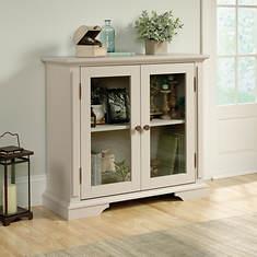 Sauder New Grange Display Cabinet