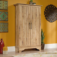 Sauder Viabella Tall Storage Cabinet