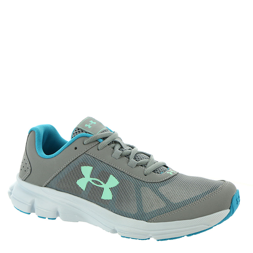 the latest 83fc7 fe195 Under Armour Boys Rave 2 Self-Adhesive Strap Athletic Shoes from 0 ...