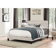 Hillsdale Furniture Nicole Bed in One - King