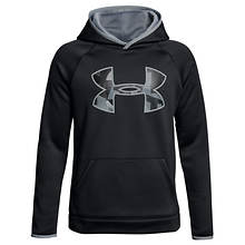Under Armour Boys' AF Big Logo Hoodie