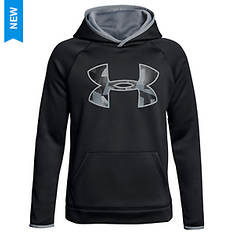 Under Armour Boys' AF Big Logo Hoodie