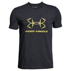 Under Armour Boys' Hook Logo Sportstyle Tee