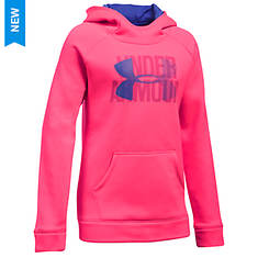 Under Armour Girls' Armour Fleece Highlight Hoodie
