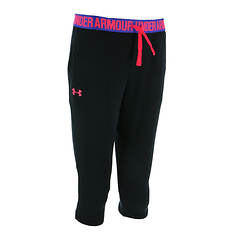 Under Armour Girls' Tech Essentials Capri