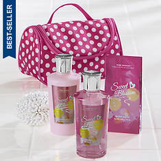 4-Piece Sweet Blossom Spa Set