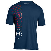 Under Armour Men's USA Vertical Tee