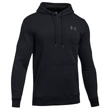 Under Armour Men's Rival Fitted Pullover Hoodie