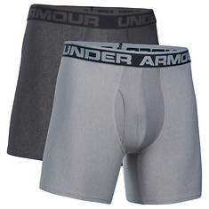 Under Armour Men's O-Series Boxerjock 2-Pack