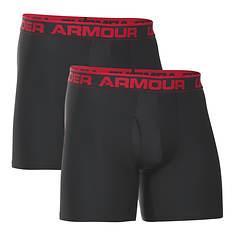 Under Armour Men's O-Series Boxerjock 2-Pack
