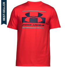 Under Armour Men's Blocked Sportstyle Logo Tee