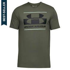 Under Armour Men's Blocked Sportstyle Logo Tee