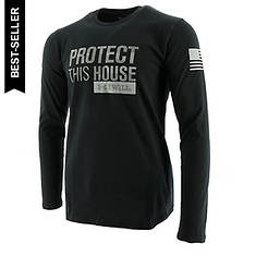 Under Armour Men's UA Freedom Protect This House LS Tee