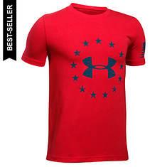 Under Armour Boys' Freedom Logo Tee 2.0