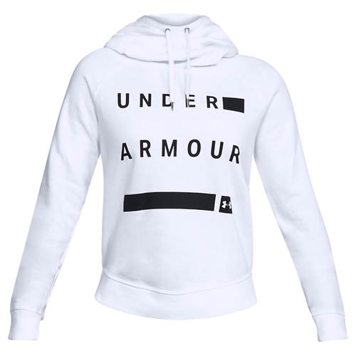 Under Armour Women's Favorite Fleece PO Graphic Hoodie