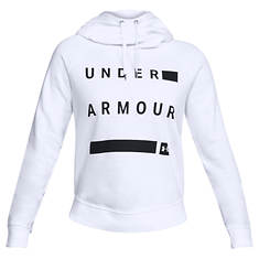 Under Armour Women's Favorite Fleece PO Graphic Hoodie