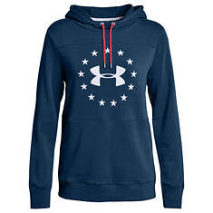 Under Armour Women's Freedom Threadborne Hoodie