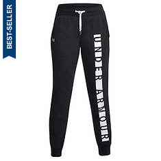 Under Armour Women's Favorite Fleece Graphic Pant