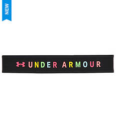 Under Armour Girls' Mesh Headband