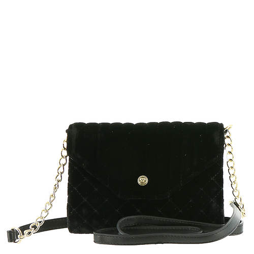 Nine West Aleksei Velvet Crossbody Bag