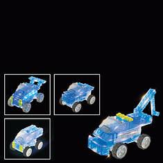 Laser Pegs 4-In-1 Super Truck Set