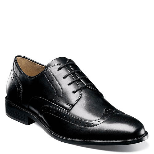 Nunn Bush Slate Wingtip Oxford (Men's)