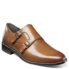 Nunn Bush Norway Plain Toe Monk Strap (Men's)