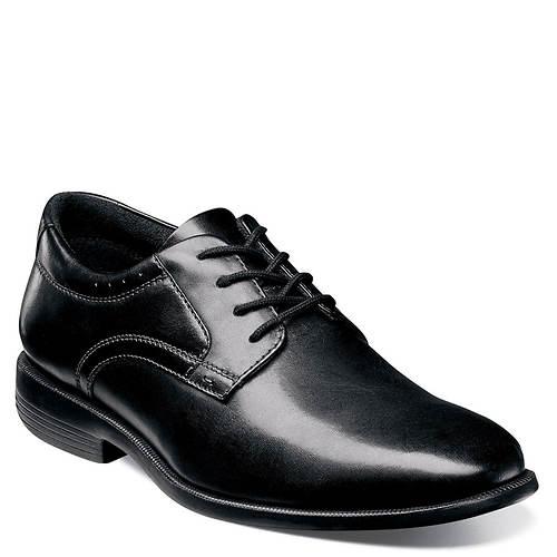 Nunn Bush Devine KORE Plain Toe Oxford (Men's)