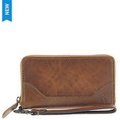 Frye Melissa Zip Phone Wallet