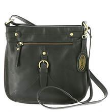 Born Glendale Buckle Crossbody Bag