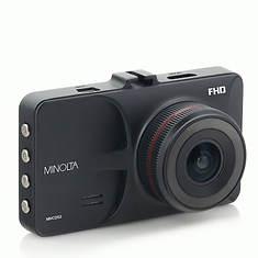 Minolta 1080p Full HD Dashcam