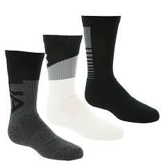 Under Armour Boys' Phenom 3.0 Crew Socks