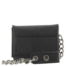 Levi's 31LV1194 Chain Trifold Wallet