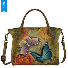 Anna by Anuschka Slouch Tote Bag