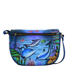 Anna by Anuschka Medium Crossbody Bag