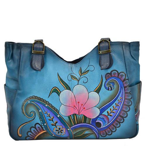 Anna by Anuschka Leather Medium Shoulder Bag