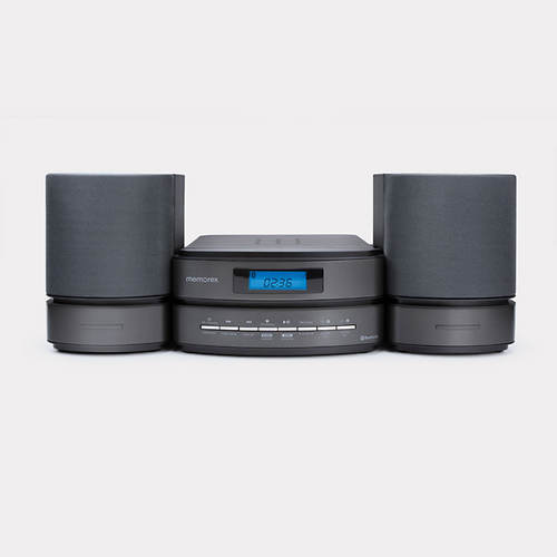 Memorex™ Bluetooth CD Micro System