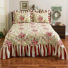 Anna Ruffled Bedspread