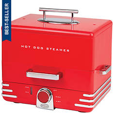 Nostalgia Electrics Hot Dog Steamer