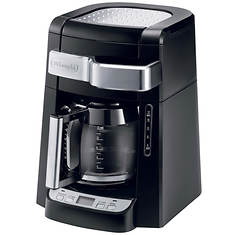 DeLonghi 12-Cup Programmable Drip Coffee Maker