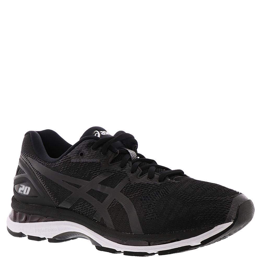 Nimbus Gel Running 20 Mens Blackwhitecarbon 9001 Shoes Asics T800n xwBUqx
