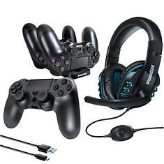 DreamGear PlayStation 4 Gaming Accessory Kit