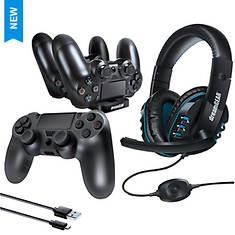 DreamGear PlayStation 4 Gaming Accessory Kit