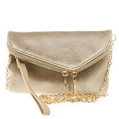 Urban Expressions Lucy Velvet Wristlet