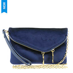Urban Expressions Lucy Velvet Crossbody Bag