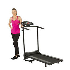 Fitness Reality Folding Electric Treadmill