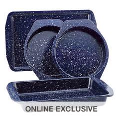 Paula Deen 4-Piece Nonstick Bakeware Set