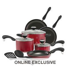 Paula Deen 11-Piece Nonstick Cookware Set