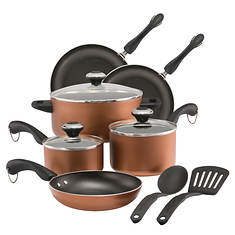 Paula Deen 11-Piece Nonstick Cookware Set